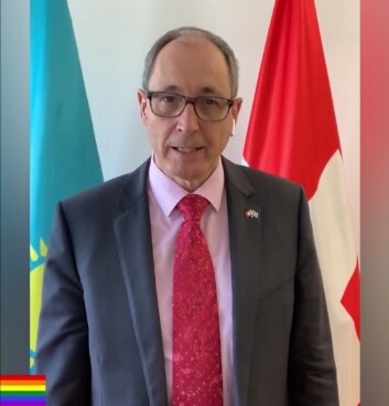 Swiss Ambassador commemorates the International Day Against Homophobia, Biphobia and Transphobia