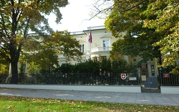 Embassy of Switzeland in Poland