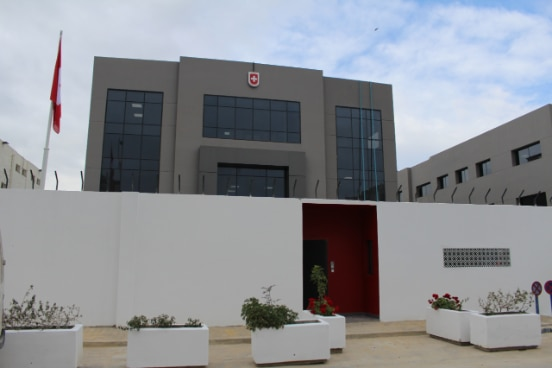 Embassy of Switzerland in Tunisia