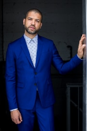 Jazz pianist Jason Moran