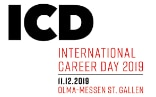 Le logo de l'International Career Day 2019.