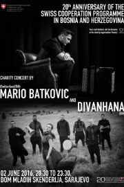 Charity Concert_Mario Batkovic and Divanhana_02.06.2016