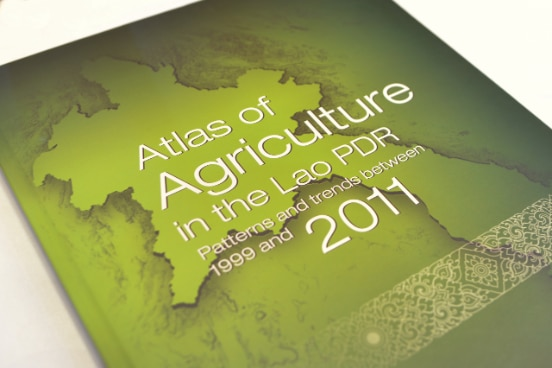 Launch of the 2011 Agriculture ATLAS